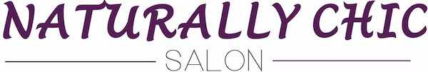 Naturally Chic Hair Salon Logo